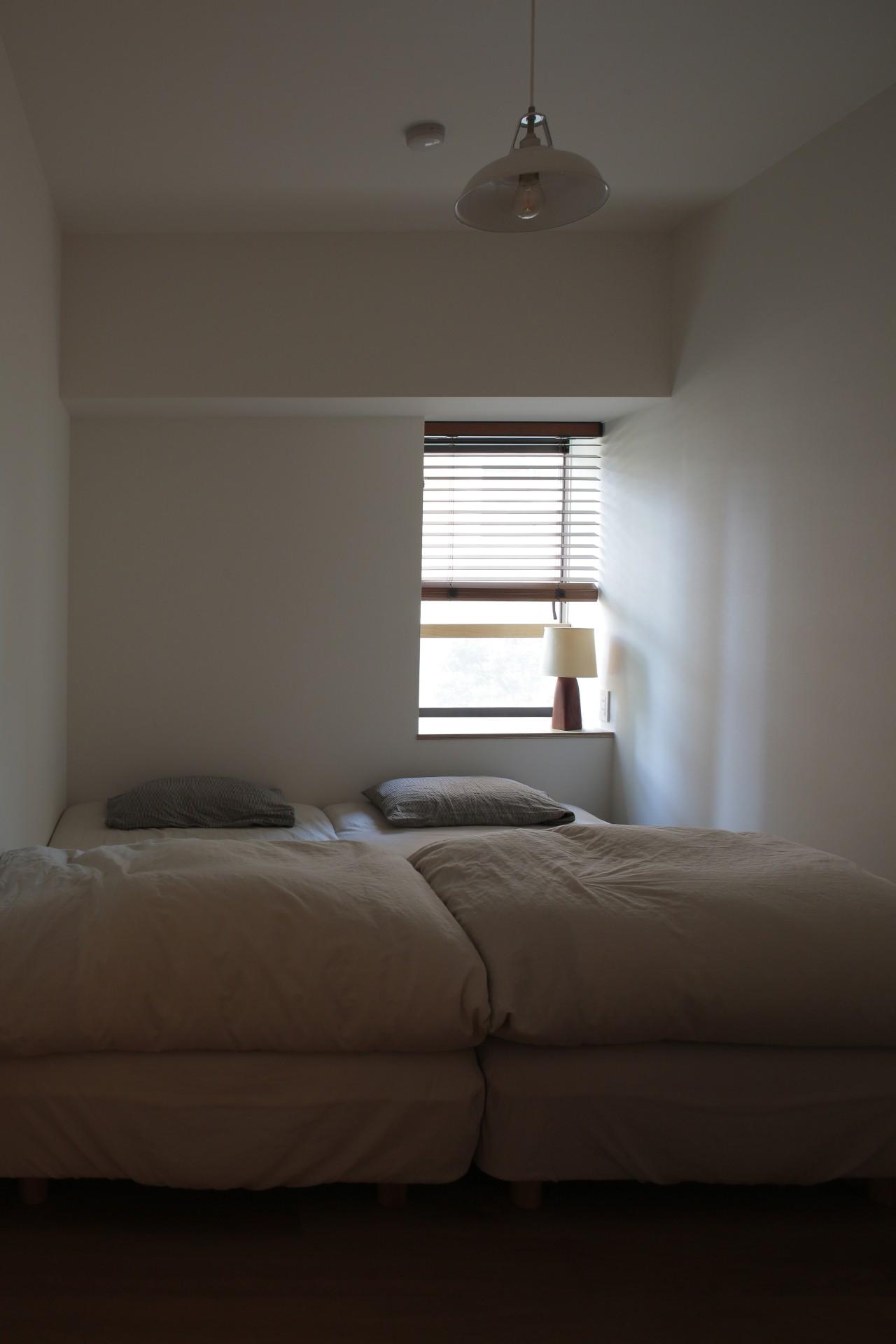 ベッドルーム事例:寝室(都島のマンションリフォーム2)