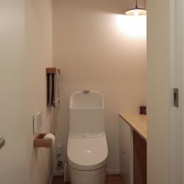 都島のマンションリフォーム2 (トイレ)