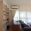 都島のマンションリフォーム2の写真 仕事スペース