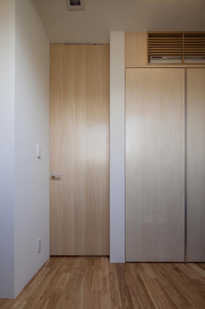 書斎事例:内観30(蓮根の家)