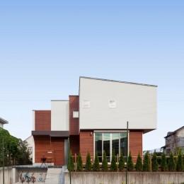 はるひ野の家 (外観1)