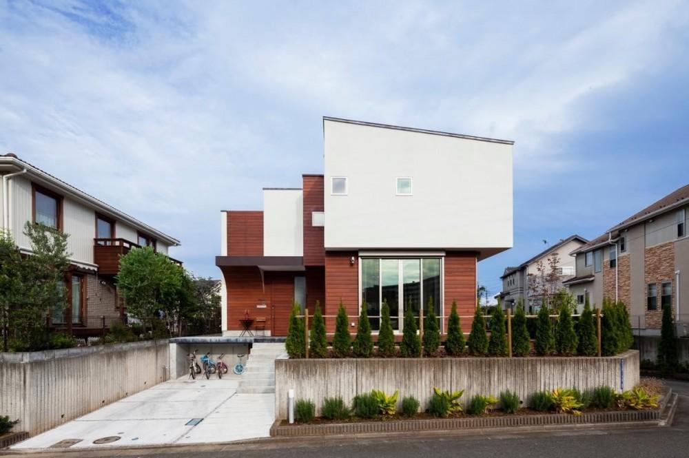 はるひ野の家 (外観3)