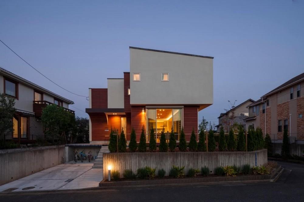 はるひ野の家 (外観4)