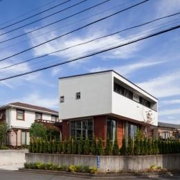 はるひ野の家 (外観5)