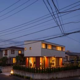 はるひ野の家 (外観6)