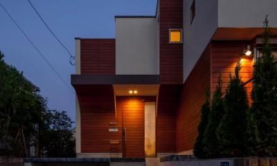 はるひ野の家 (外観13)