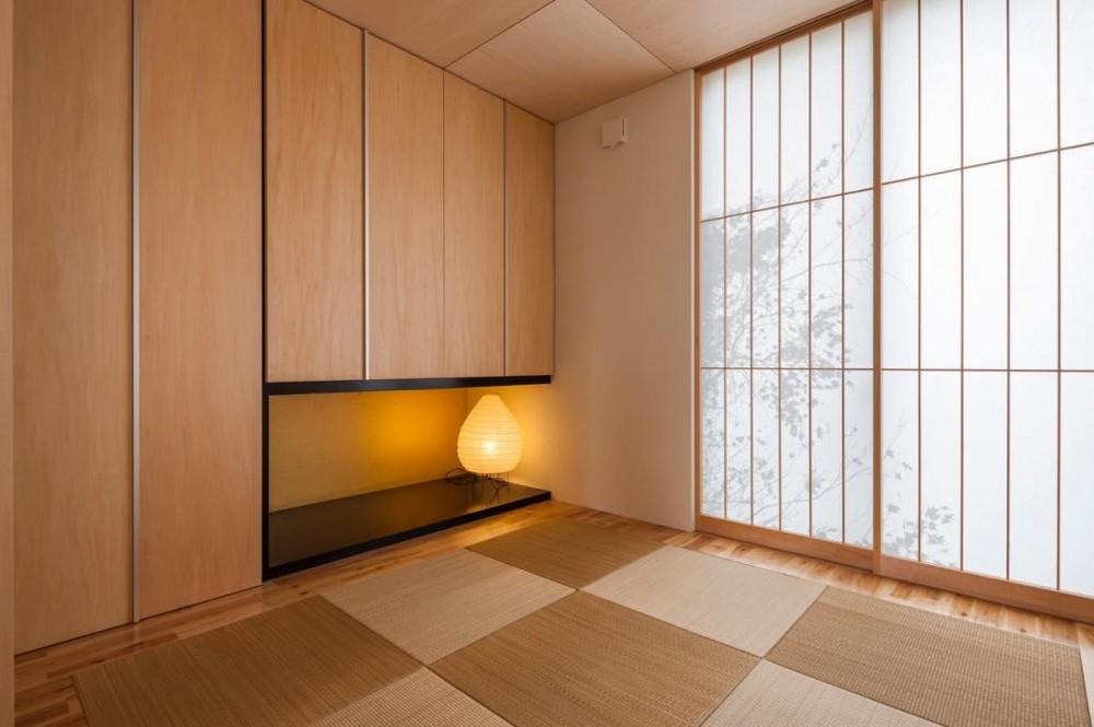 はるひ野の家 (内観4)