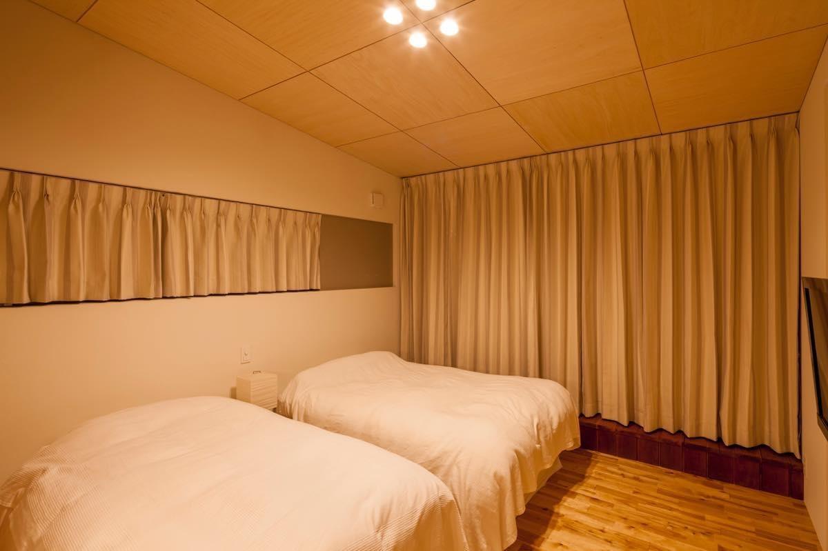 ベッドルーム事例:内観25(はるひ野の家)
