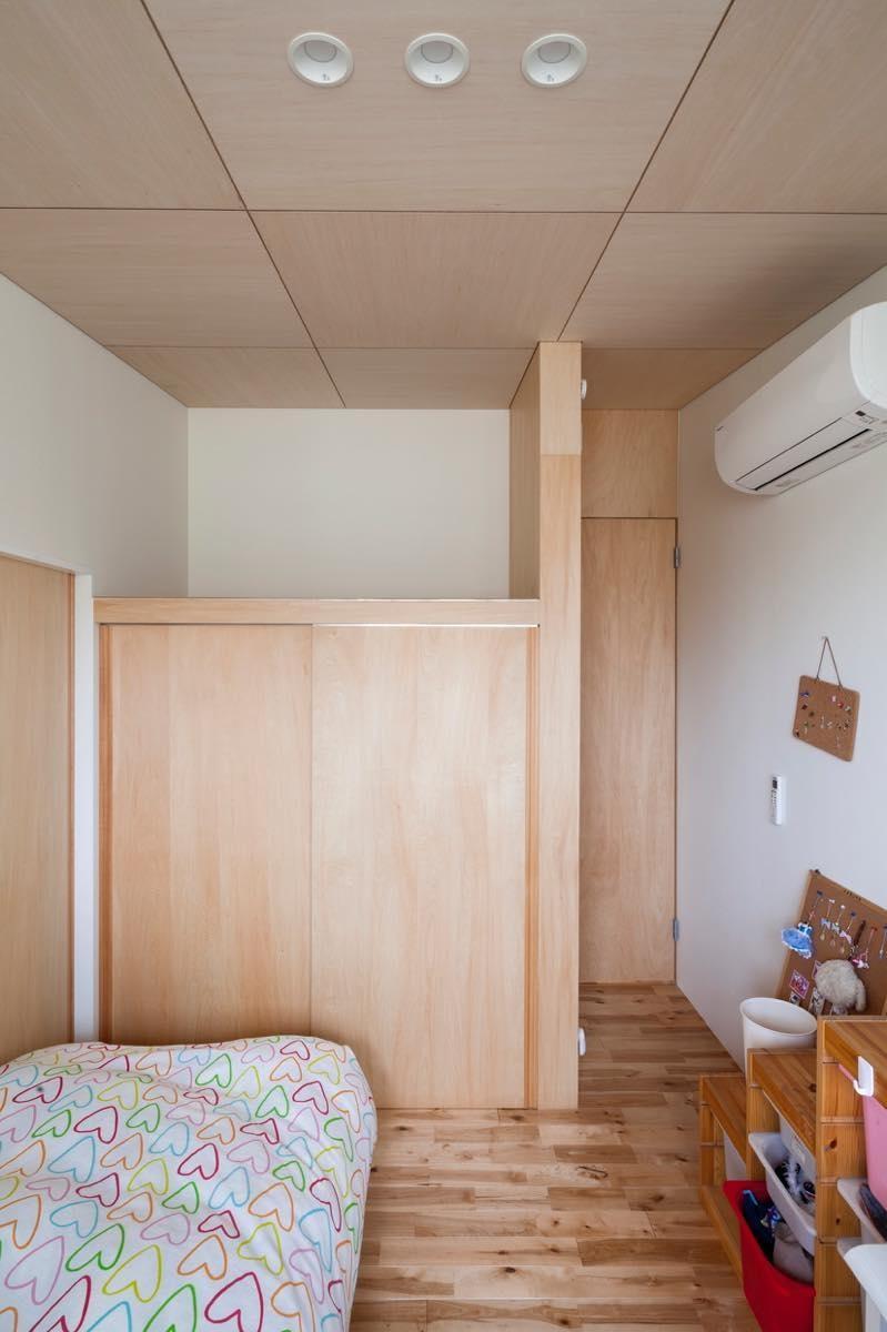ベッドルーム事例:内観29(はるひ野の家)