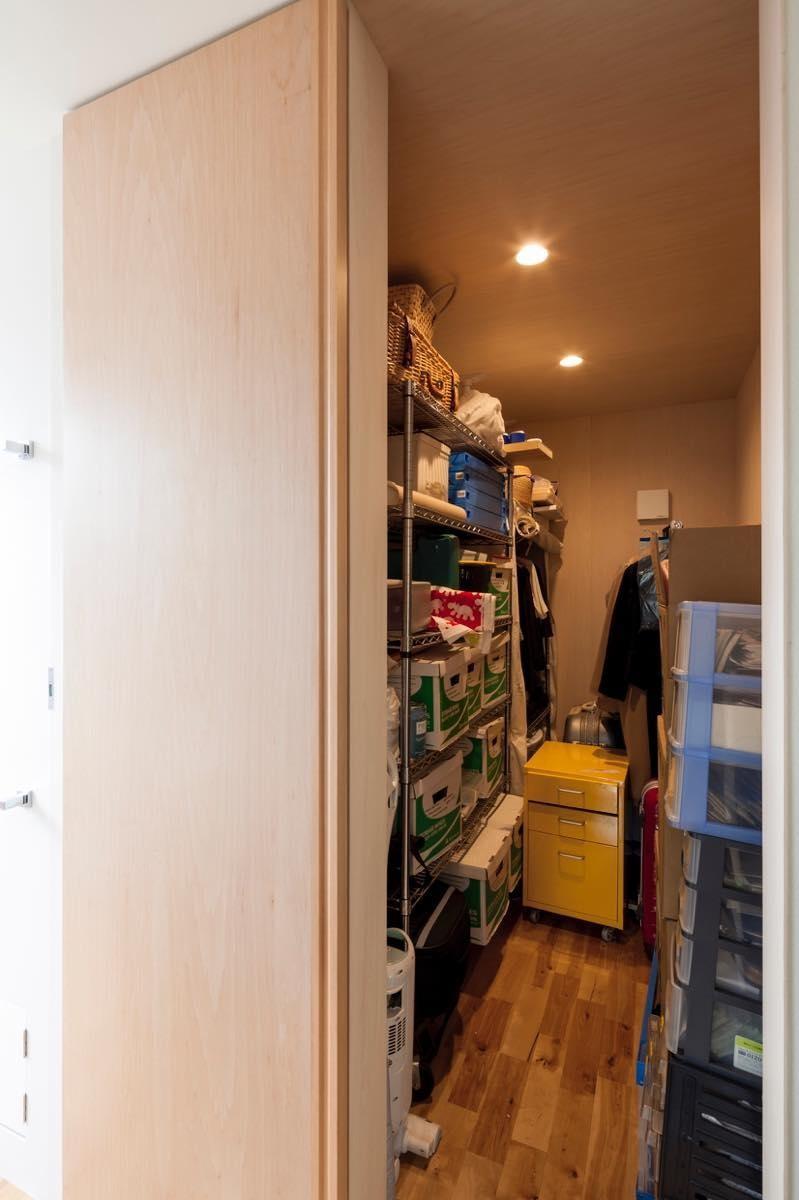 収納事例:内観36(はるひ野の家)