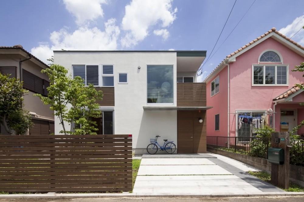 狛江の家・S邸 (外観1)