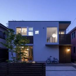 狛江の家・S邸