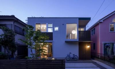 狛江の家・S邸 (外観2)