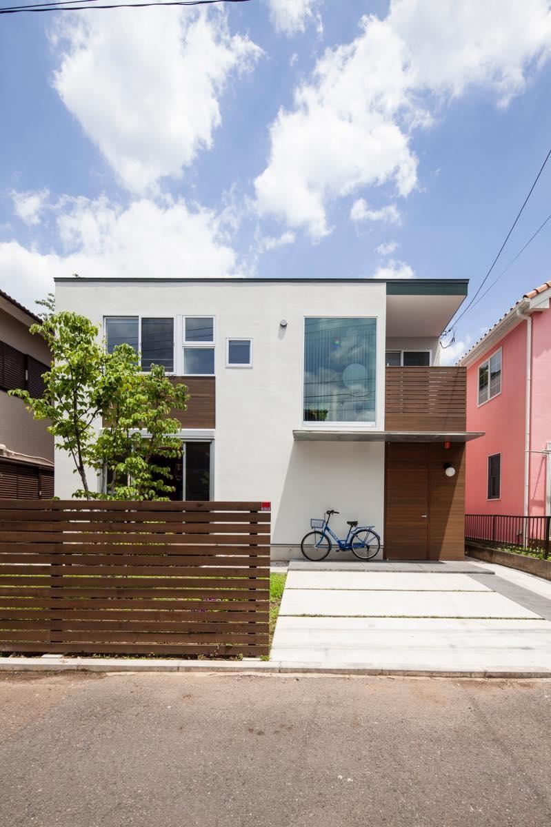 狛江の家・S邸 (外観3)