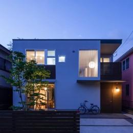 狛江の家・S邸 (外観4)
