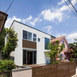 狛江の家・S邸 (外観5)