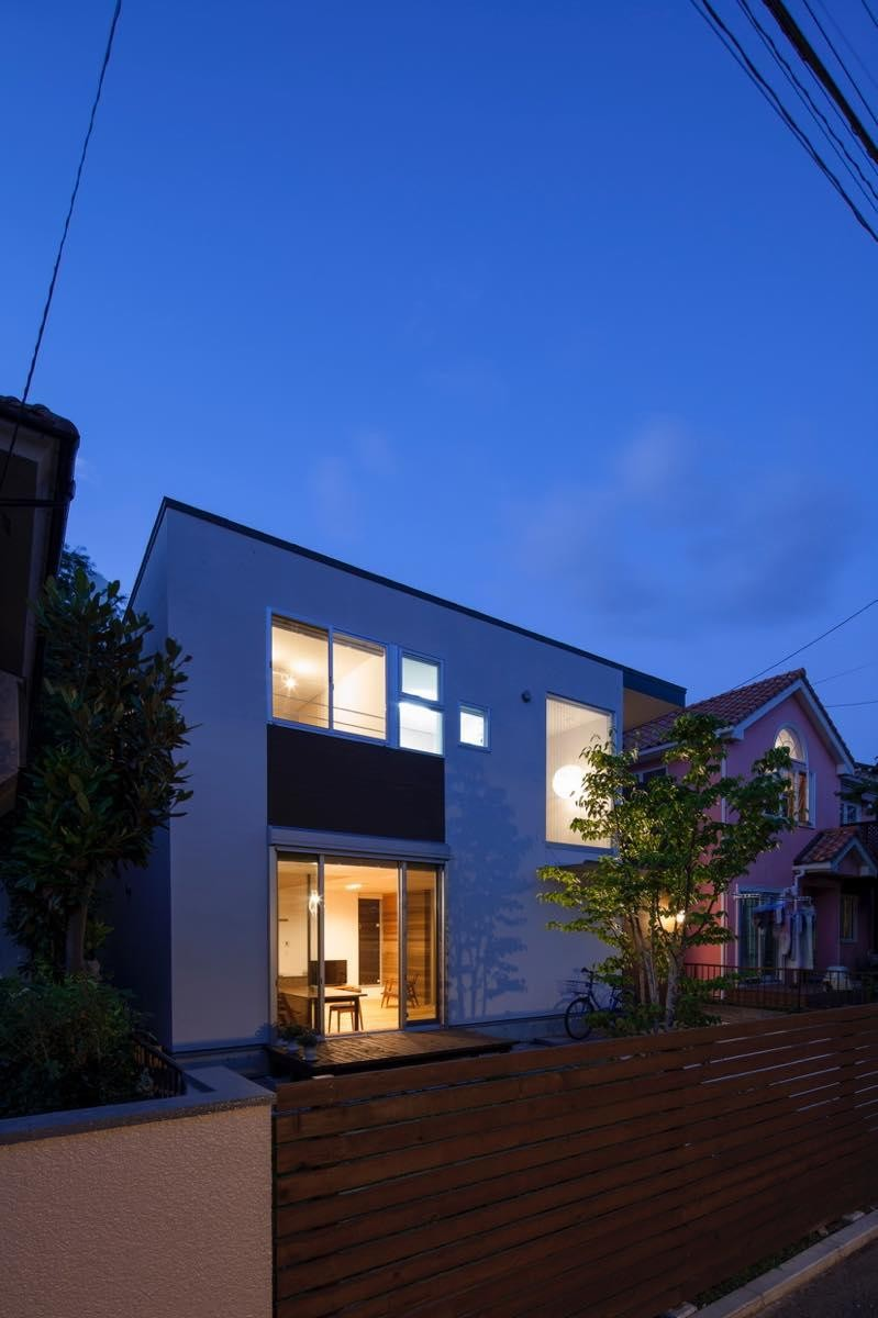 狛江の家・S邸 (外観6)