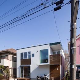 狛江の家・S邸 (外観7)