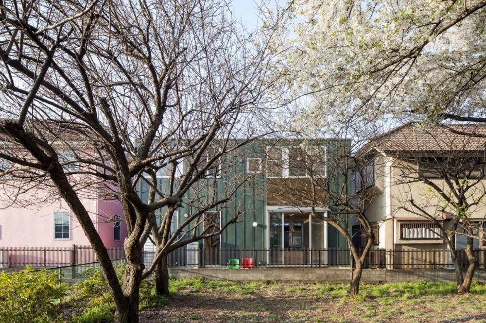 狛江の家・S邸 (外観9)
