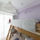 A邸-戸建てからマンションへ。サイズダウンしても狭さを感じない部屋の写真 子供部屋