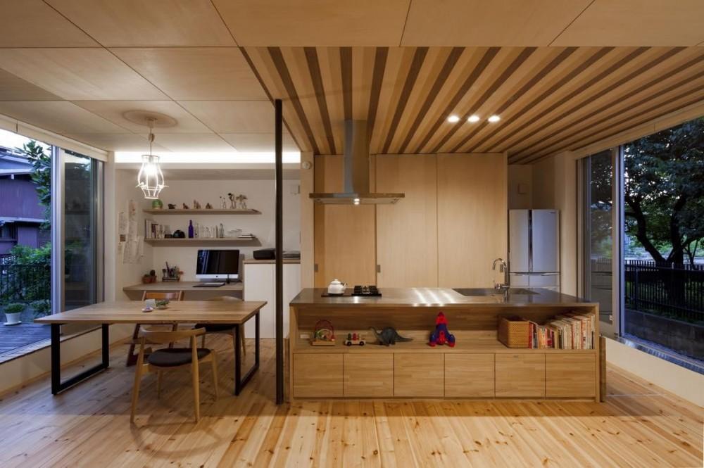 狛江の家・S邸 (内観7)