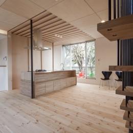 狛江の家・S邸 (内観12)