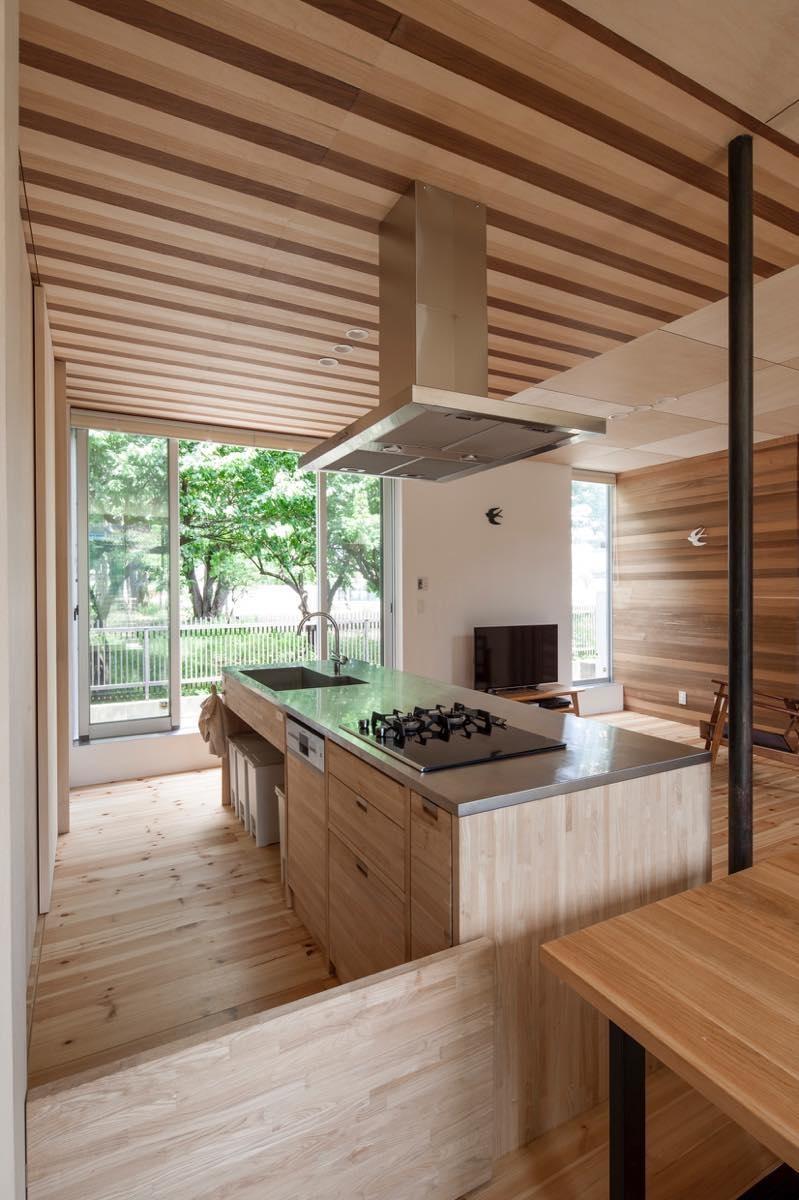 キッチン事例:内観15(狛江の家・S邸)