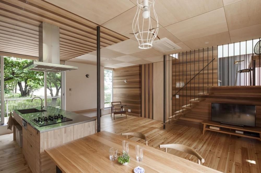 狛江の家・S邸 (内観16)