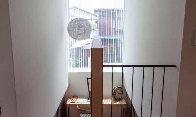 狛江の家・S邸 (内観23)