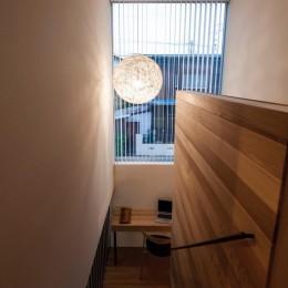狛江の家・S邸 (内観25)