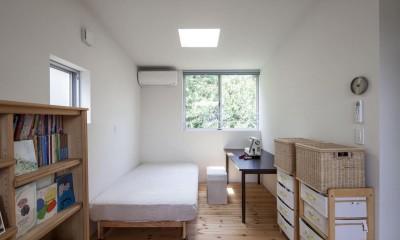 狛江の家・S邸 (内観32)