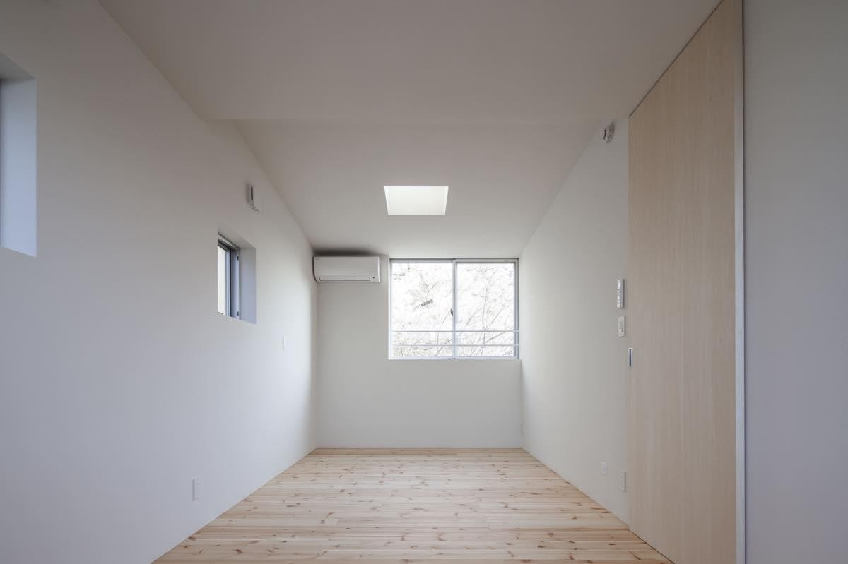 ベッドルーム事例:内観33(狛江の家・S邸)