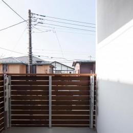 狛江の家・S邸 (内観36)