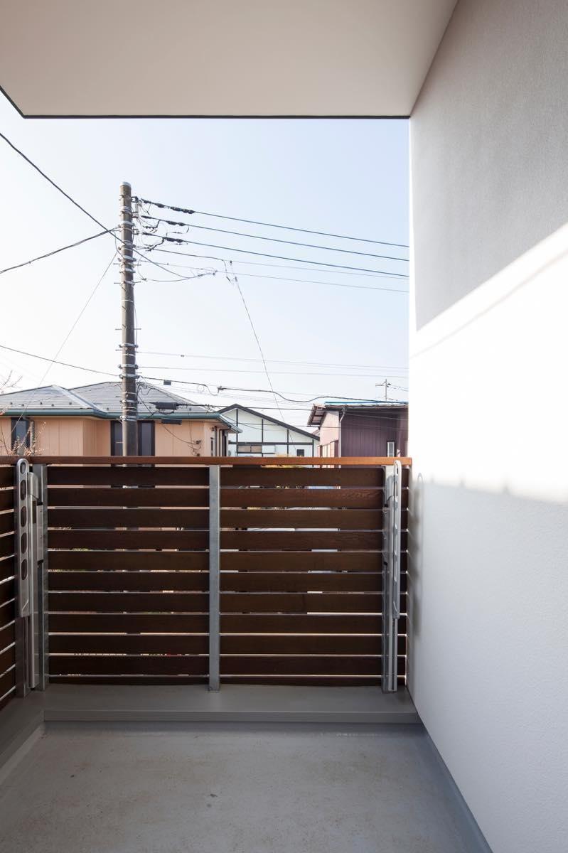アウトドア事例:内観36(狛江の家・S邸)