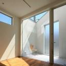 小竹町の家の写真 テラス