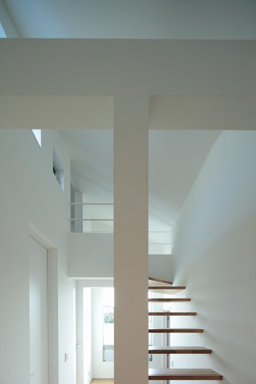 小竹町の家 (廊下)