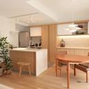 #ふたり暮らしの写真 ゆったりと余裕が生まれたキッチン