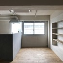 お気に入りを素敵に飾る空間の写真 ダイニングキッチン