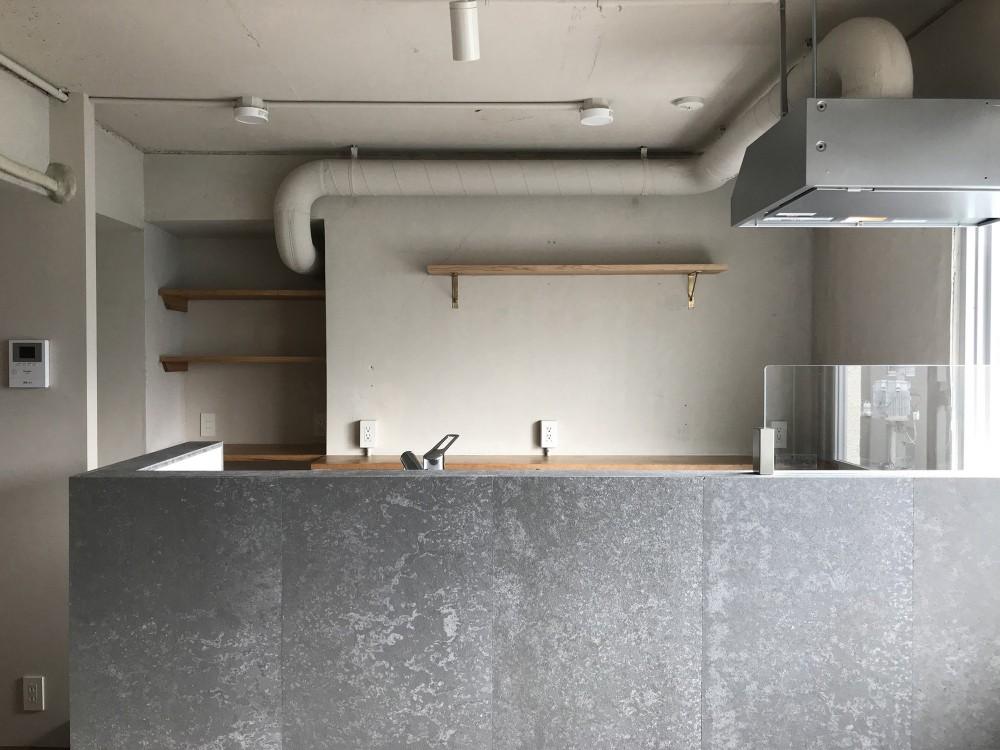 お気に入りを素敵に飾る空間 (キッチン)