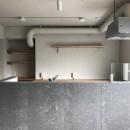 お気に入りを素敵に飾る空間の写真 キッチン