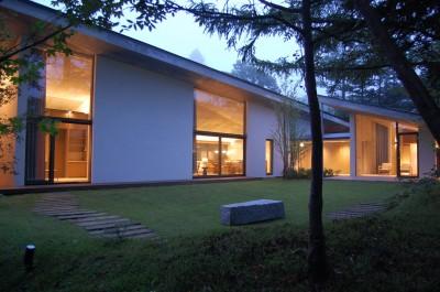 軽井沢のセカンドライフハウス PHOTO by R.E.A.D. (軽井沢のセカンドライフハウス)
