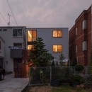 白金の家の写真 外観2