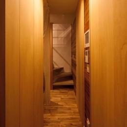 白金の家 (内観10)