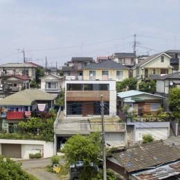 八王子の家 (外観4)