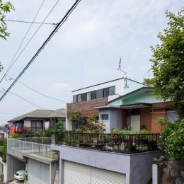 八王子の家 (外観5)