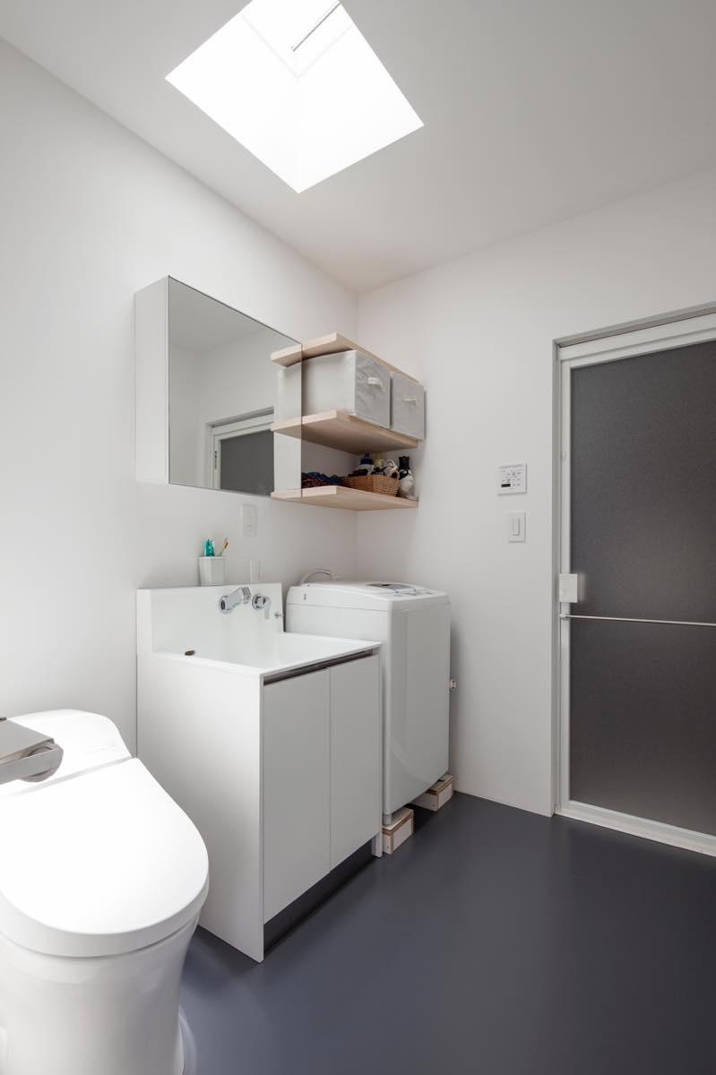 バス/トイレ事例:内観22(八王子の家)