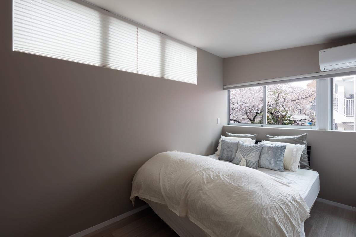 ベッドルーム事例:内観22(根岸の家)