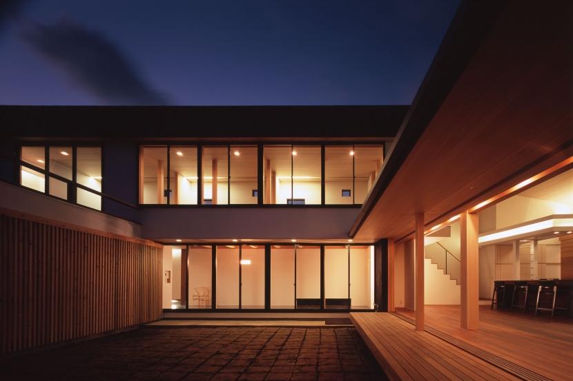 建築家:溝部公寛「寛の家35」