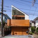 桜台の家の写真 外観1