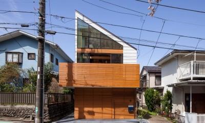 桜台の家 (外観1)